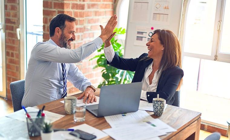 Kundeoplevelse-KPI-Tilfredse-kunder