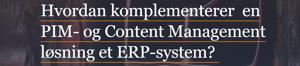 PIM og ERP