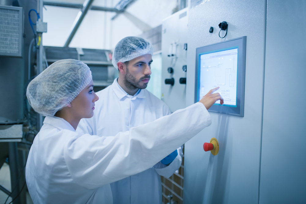 technology impact on food and beverage industry