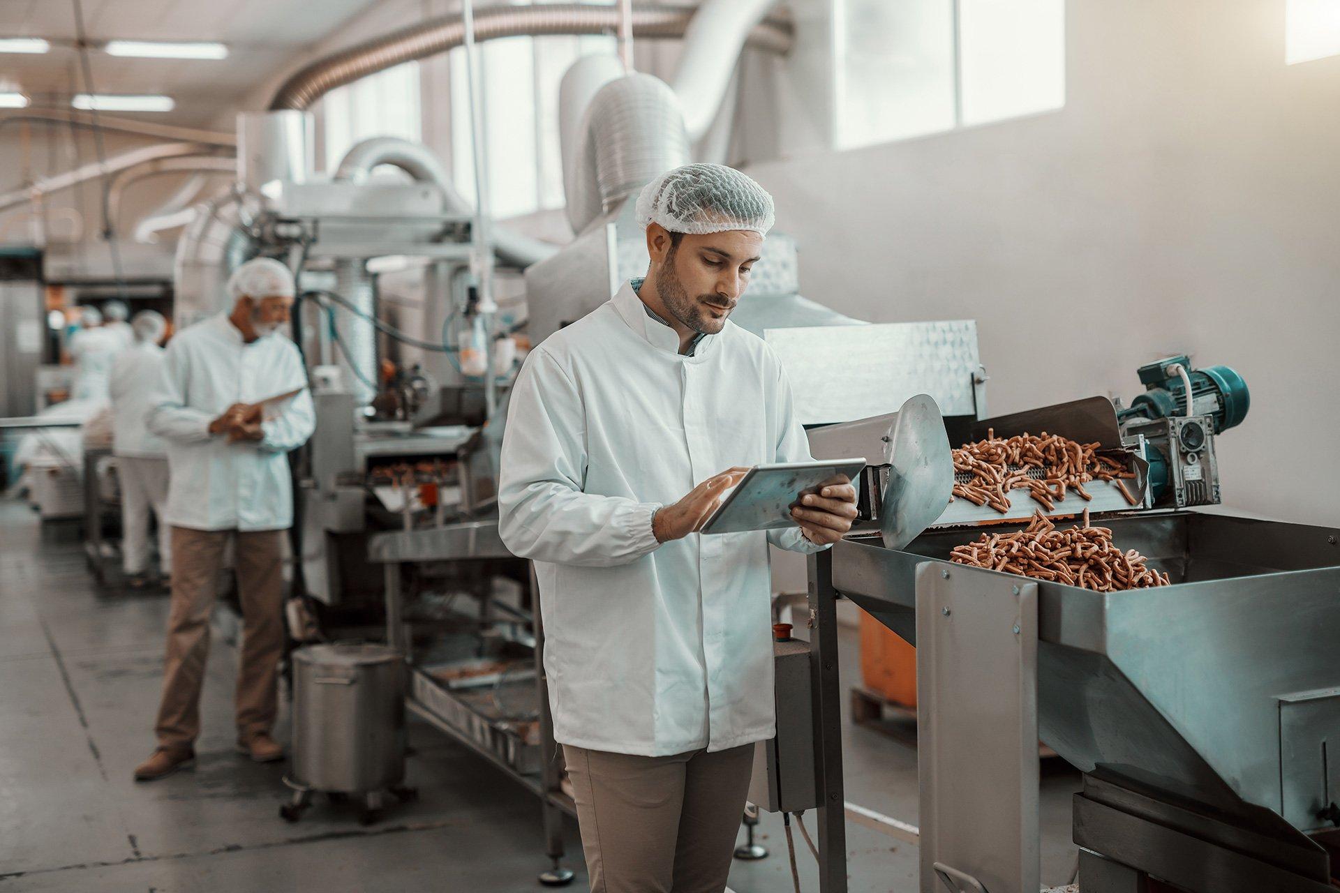 Food ERP software