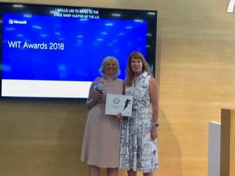 Mary WIT Award