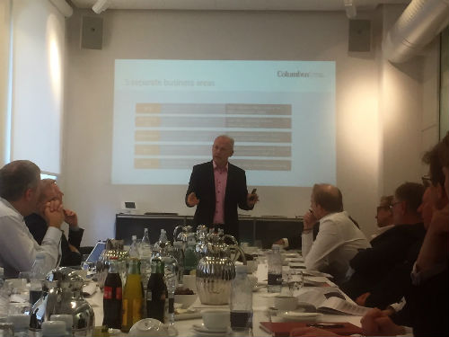 Markus Jakobson Capital Markets Day_lille