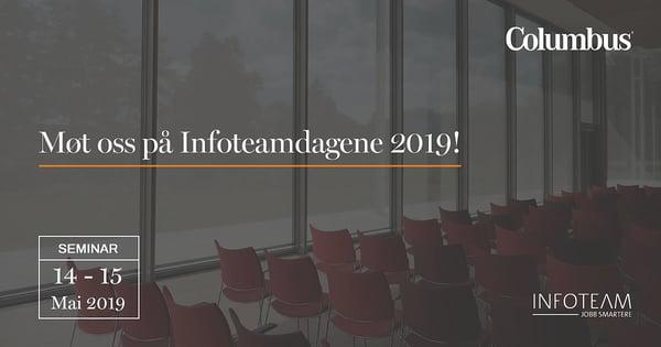 Infoteamdagene 2019 SC-1