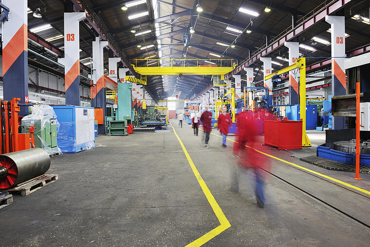 Benefits of Dynamics 365 for manufacturing