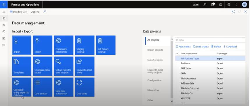 Microsoft-Dynamics-365-export-data