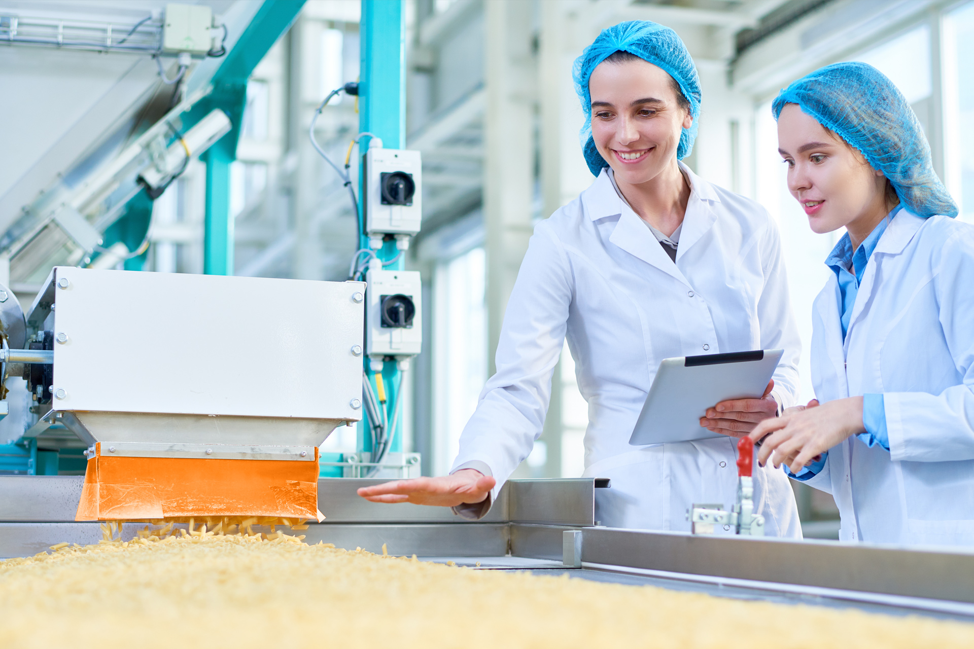 How to improve visibility in manufacturing