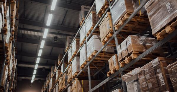 efficient warehouse management process