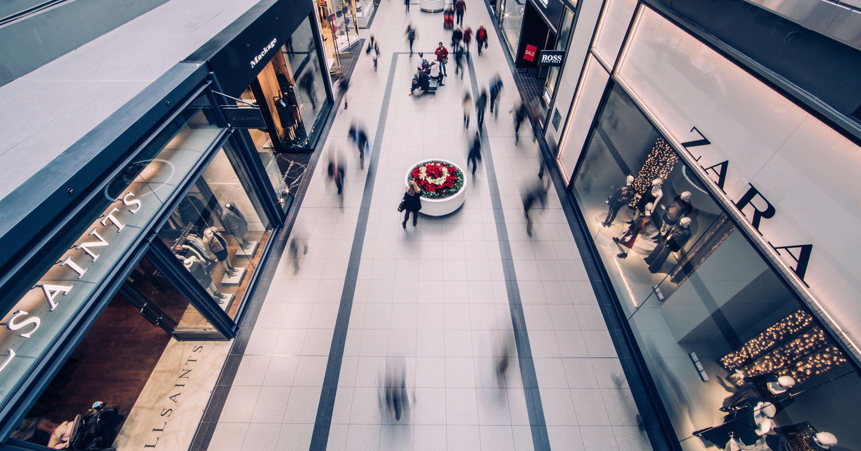 Zara online sales boost