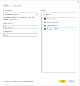 DAX Formula | Microsoft D365 | Columbus UK