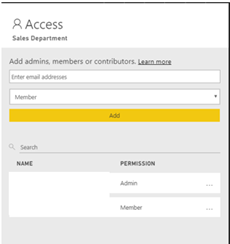 Give access permissions  | Microsoft Dynamics D365 | Columbus UK