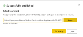 Publish an app  | Microsoft Dynamics D365 | Columbus UK