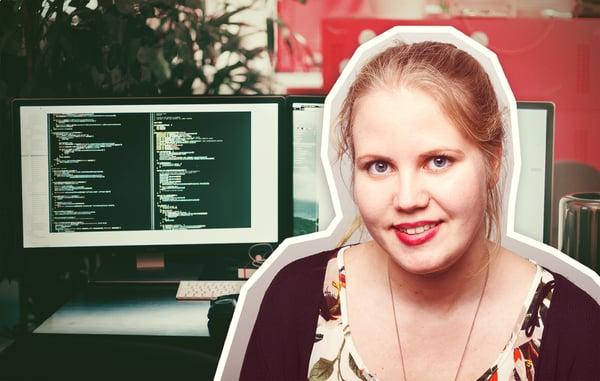 Jennie Ljungeskog – kodare och konstnär