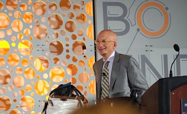 Seth Godin om konsten att förändra världen