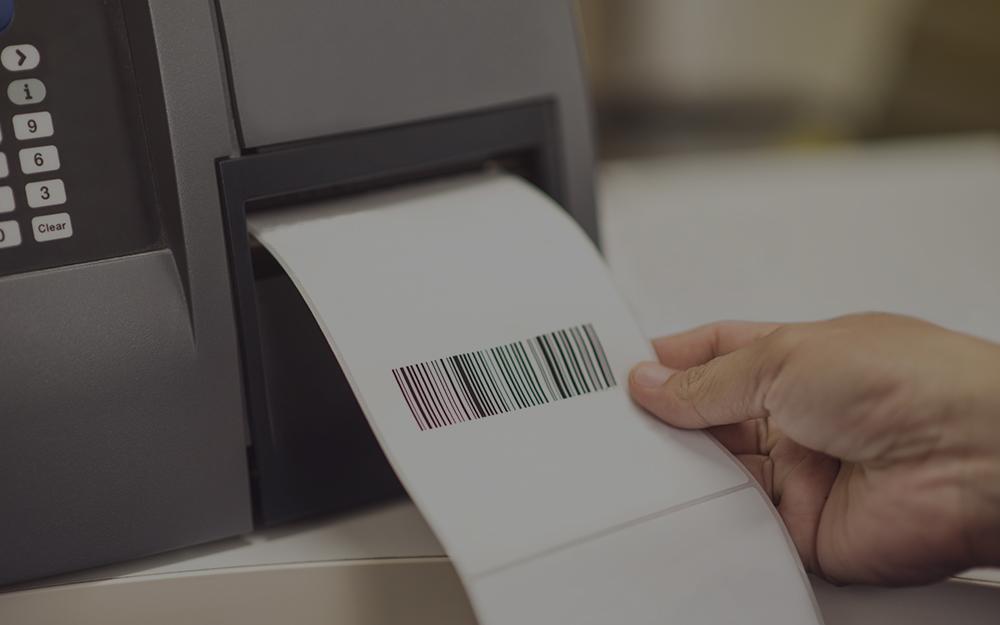8-Label printing