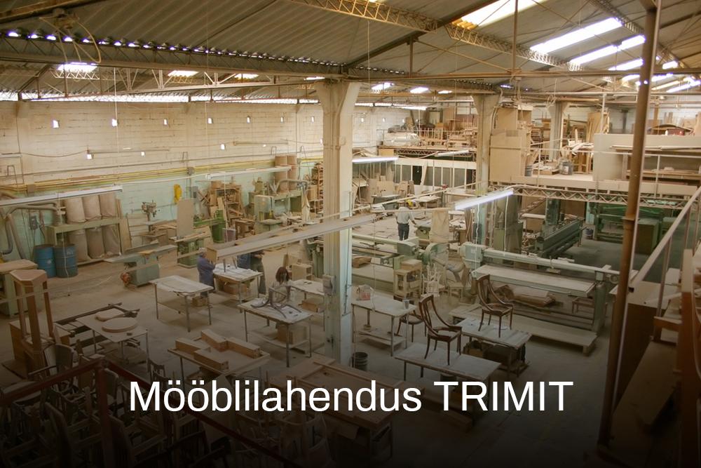 Mööblilahendus TRIMIT-archivo