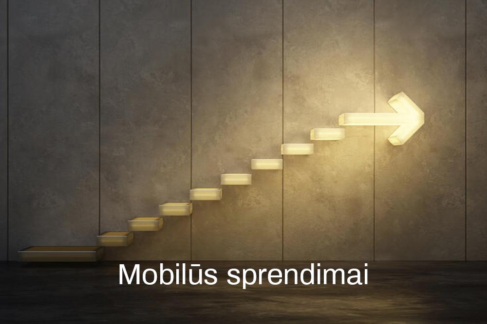 Mobilūs sprendimai