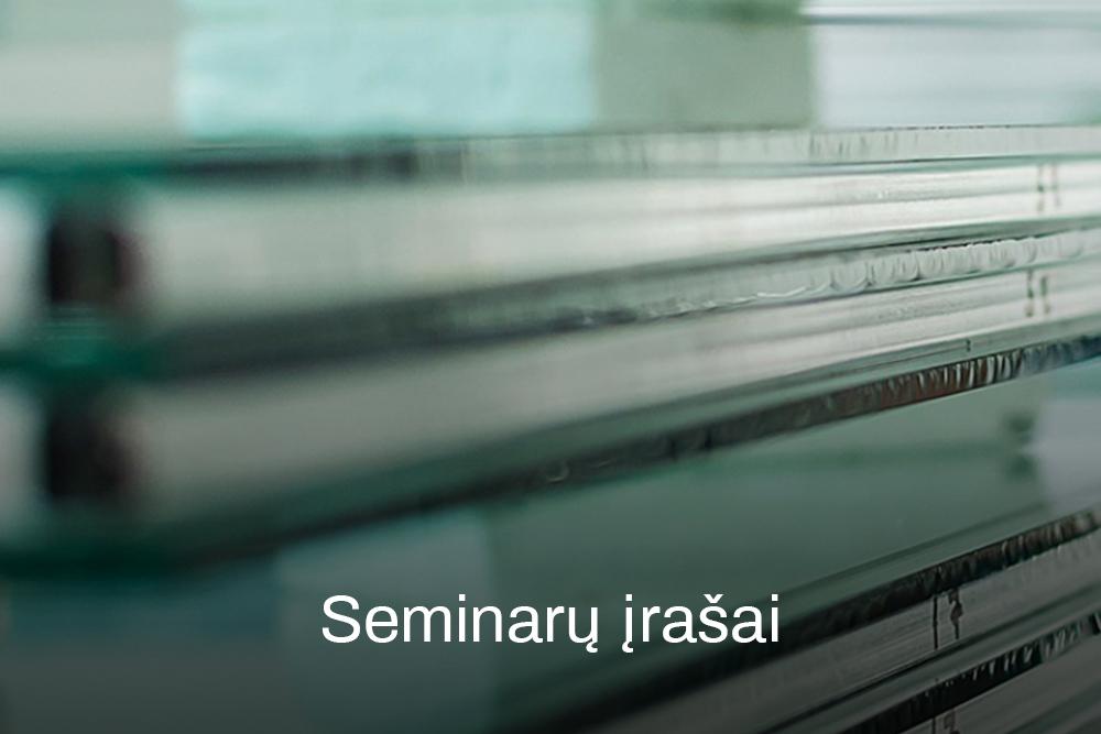 Seminarų įrašai