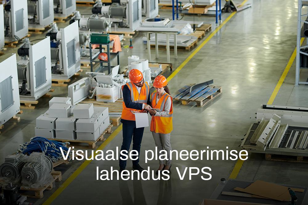 Visuaalse planeerimise lahendus VPS
